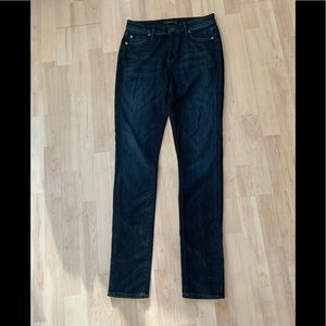 Fidelity Denim Gisele Viper Midnight size 27